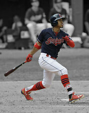 Cleveland Indians FRANCISCO LINDOR Glossy 8x10 Photo Spotlight Print Poster