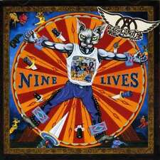 Nine Lives - Aerosmith CD COLUMBIA