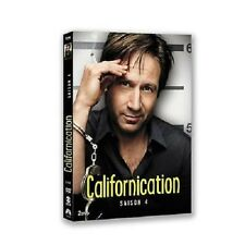 18686//CALIFORNICATION SAISON 4 COFFRET 2 DVD NEUF MAIS SANS BLISTER