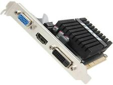 MSI Radeon HD 6450 DirectX 11 R6450-2GD3H/LP 2GB 64-Bit DDR3 PCI Express 2.0 x16