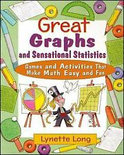 Magical Math Ser.: Great Graphs and Sensational Statistics : Games and...