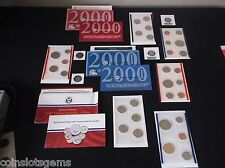 junk drawer COIN LOT Mint Set Proof Set UNRELEASED Half Dollar+Golden Dollars