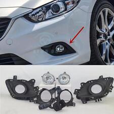 OEM FOG LIGHT LAMP & Switch whit Auto Kit for Mazda 6 2014-2015