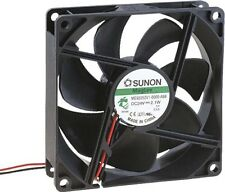 Cooling Fan Assembly 12v Dc Brushless Size 92x92x25 Mm Ideal For Amp Cooling Etc