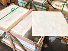 Weiß Carrara, Poliert Marmor Fliesen, 100x100mm Probe, Kalkstein, Travertin
