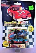 NASCAR STOCK CAR WITH COLLECTORS CARD AND STAND NO 43 RICHARD PETTY 095949011514