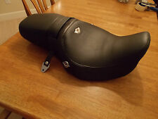 100TH ANNIVERSARY 53301-03 HARLEY BASKETWIVE SEAT FOR ROAD KING MODELS NEW 2003