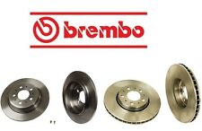Volvo V70 2004-2007 2.4L 2.5L Brembo Full Front & Rear Brake Rotors Kit