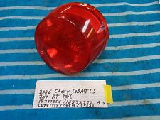 2006 chevy chevrolet cobalt 2dr rt taillight tail light taillamp lamp rh right