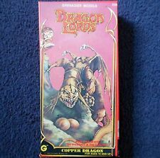 1984 copper dragon lords grenadier models 2508 donjons & dragons ad&d wyrm