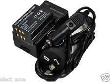 2 NP-120 Battery +AC/DC Charger fr Fujifilm FinePix 603 M603 F10 F11 Zoom Camera