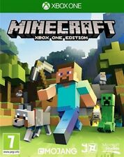 MINECRAFT XBOX ONE PAL
