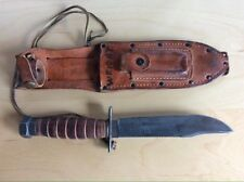 Camillus US Military Pilot Survival Knife: Date of manufacture 1959-1961