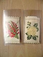 Original Kensitas Silk Colour Flower- MONTBRETIA & TEA ROSE