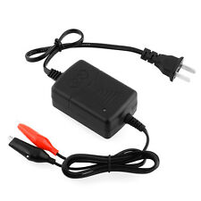 Motorcycle 12V/1.25A Smart Compact Battery Charging Charger Maintainer*