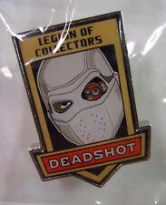 2016 Funko Legion of Collectors Suicide Squad Box-Deadshot Pin