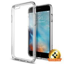 Spigen[Ultra Hybrid] For Apple iPhone 6/6s Shockproof Bumper Case Clear TPU