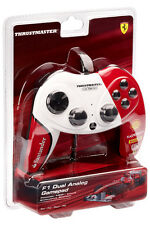 Ferrari F1 Controller Dual Analog F150 IT Exclusive Joypad PC THR IT IMPORT