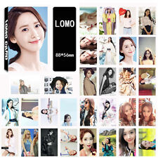 30pics set GIRLS GENERATION YOONA SNSD LOMOCARDS Kpop New