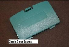 TEAL BLUE GAME BOY COLOR REPLACEMENT BATTERY COVER LID DOOR FOR SYSTEM CONSOLE