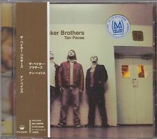 THE BAKER BROTHERS - ten paces CD japan edition