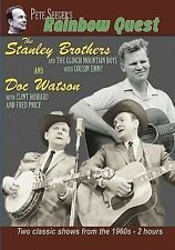 Pete Seeger's Rainbow Quest - The Stanley Brothers and Doc Watson, DVD, ,