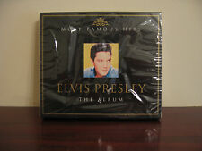 ELVIS PRESLEY - MOST FAMOUS HITS 2 CD SET Rock incl 32 of his greatest songs NEW
