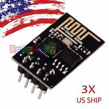 3PCS ESP8266 Serial WIFI Wireless Transceiver Module Send Receive LWIP AP+STA
