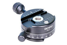 Genuine Benro PC-1 Panoramic Panorama Head for B1 B2 B3 B4 Ball Head * Arca Fit