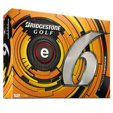 Bridgestone e6 Golf Balls 1 Dozen ESWX6D NEW
