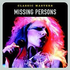 Classic Masters by Missing Persons (CD, Mar-2002, Capitol/EMI Records)