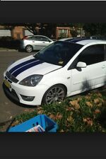 Polished Bonnet Raisers MK6 Ford Fiesta 2.0 Zetec ST150 ST ZS + De Wiper Bung