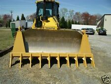 "dozer blade root rake, 120"" wide, 1550 lbs AR400 steel NEW"