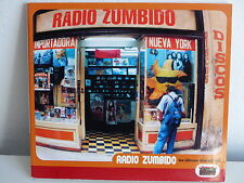 CD ALBUM  RADIO ZUMBIDO Los ultimos dias del AM QUATERMASS QS129