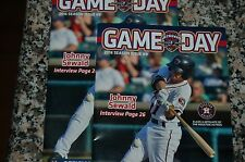 Lancaster Jethawks Program, John Sewald, Houston Astros