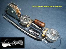 PER FENDER TELECASTER CABLAGGIO STANDARD  - ALTA QUALITA' -