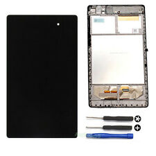 LCD Screen Touch Digitizer Assembly for Asus Google Nexus 7 2nd With Frame wifi