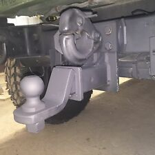 MILITARY HUMVEE HITCH PINBALL HITCH M998 HMMWV HUMMER H1 M1025