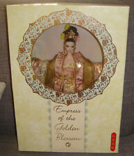 Barbie Empress of the Golden Blossom Barbie Doll W/Shipper xb700