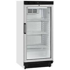 TEFCOLD FS1220 LOW HEIGHT FOOD AND DRINKS CAN  BOTTLE  CATERING TRAILER FRIDGE