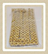 Brand New High Quality Gold O-Ring Chain 520 Gold O-Ring 520-140 Links