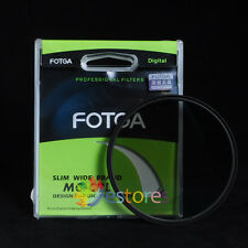 FOTGA 52mm Super Slim MC-CPL Multi Coated Circular Polarizing Lens Filter
