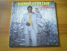 SEIGNEUR LEY On tour FRENCH DOUBLE LP AFRICAN RECORDS 1978