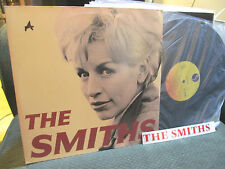 "the SMITHS ask cemetry gates golden lights 12"" ep 3 tracks w/sticker Morrissey!!"