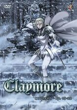 ++ Claymore Vol.5 - Chapter 5  - Episoden 19-22 - DVD - NEU TOP !++