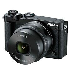 Nikon 1 J5 Mirror less digital camera with 10-30mm / mirror less/ BLACK