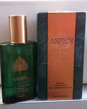 Aspen By Coty 2 Oz 59 ml Men's Cologne Spray New in Box Fast Free Shipping