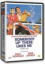 Somebody Up There Likes Me (1956) DVD - Paul Newman (New & Sealed)