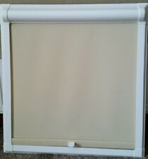 Perfect Fit for Glass Roller Blind With Frame w :550,drop :580