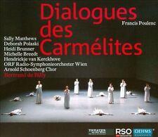 Poulenc: Dialogues des Carmelites (CD, 2012, 2 Discs, Oehms Classics) (cd4239)